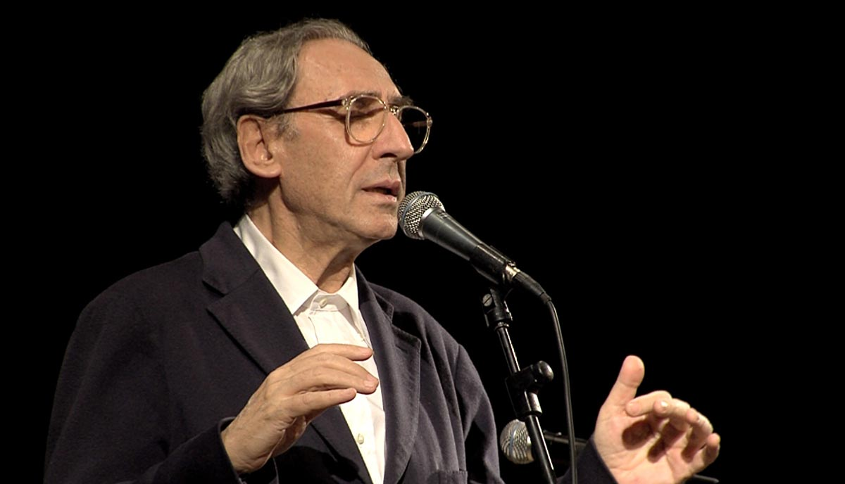 Franco Battiato Concerto